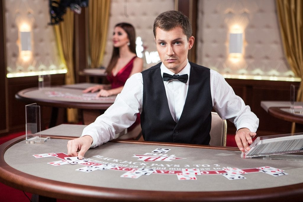 Live Casino Dealer Online
