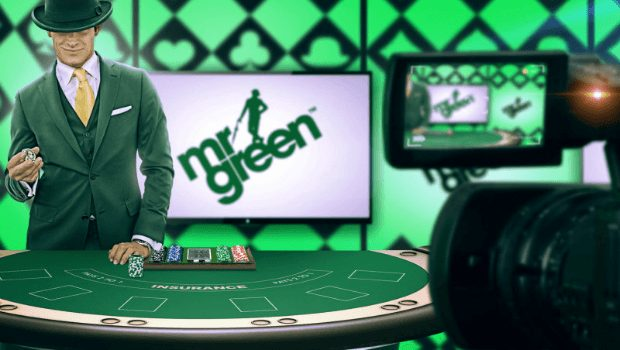 MrGreen Live Casino