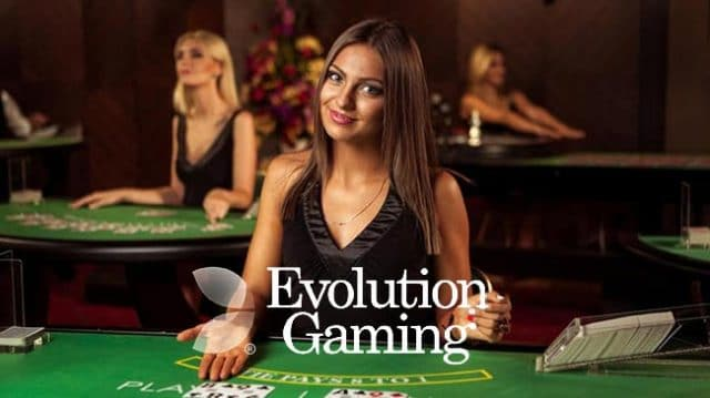 Evolution Gaming Dealer